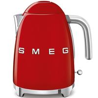 Чайник электрический Smeg KLF03RDEU цвет красный