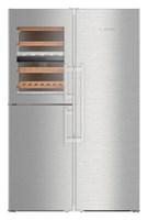 Холодильник Liebherr SBSes 8486