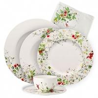 """Сервиз чайный на 6 персон Rosenthal """"Дикие цветы"""""""